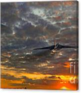 Off To War Canvas Print