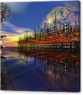 Off World 2 Canvas Print
