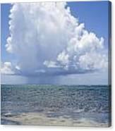 Offshore Storm Canvas Print