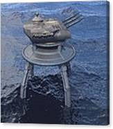 Offshore Turret Canvas Print