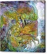 Offspring Of Tiamat - The Fomorii Union Canvas Print