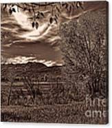 Ogden Valley I Canvas Print