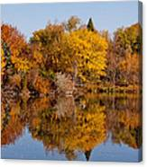 Oh Of Such Color Canvas Print