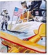 Ohio Aviation Canvas Print