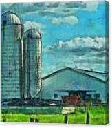 Ohio Farm Canvas Print