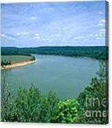 Ohio River Canvas Print