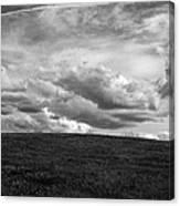 Ohio Spring Clouds 2013 Canvas Print