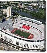 Ohio Stadium Canvas Print