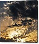 Ohio Sunset 2 Canvas Print