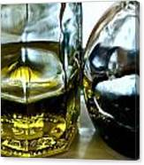 Oil And Vinegar 2 Canvas Print