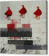 Oiselot - J106164161-2t1b Canvas Print