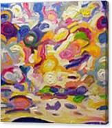 Okanagan Sky Canvas Print