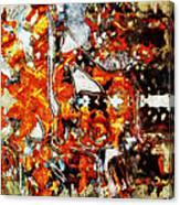 Oktober Fest Canvas Print