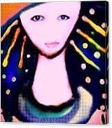 Ola Canvas Print
