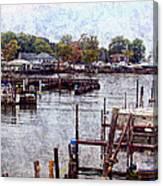 Olcott Canvas Print