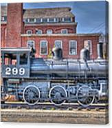 Old 299 Canvas Print