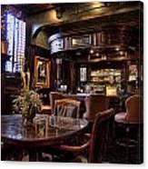Old Bar In Charleston Sc Canvas Print