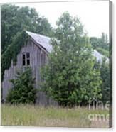 Barn In Kentucky No 82 Canvas Print