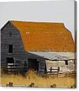 Old Barn 2 Canvas Print