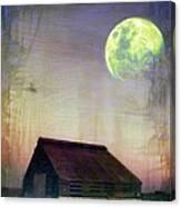 Old Barn3 Canvas Print