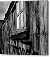 Old Box Car Canvas Print