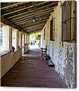 Old California Mission Canvas Print