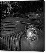 Old Chevy Truck 2 Canvas Print