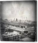 Old City 2 Canvas Print