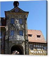 Old City Hall - Bamberg Canvas Print