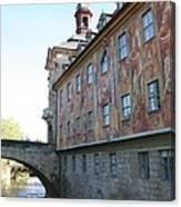 Old City Hall - Bamberg - Germany Canvas Print