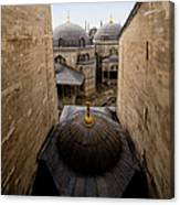 Old City Of Istanbul Canvas Print