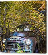 Old Dodge Canvas Print