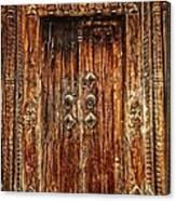 Old Doorway Canvas Print