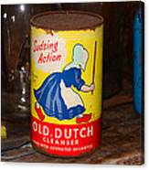 Old Dutch Canvas Print