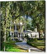 In Old Florida Canvas Print