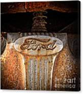Old Ford Square Format Canvas Print