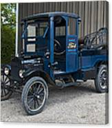 Old Ford Wrecker  Canvas Print