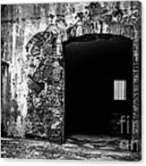 Old Fort Passway Canvas Print
