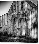 Old Fort Wayne Blacksmith Shop Canvas Print