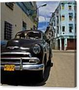Old Havana Canvas Print