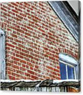 Old House 13098 Canvas Print