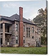 Old House Of Character Canvas Print