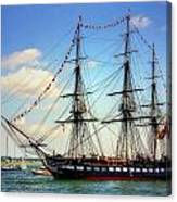 Old Ironsides 1014 Canvas Print