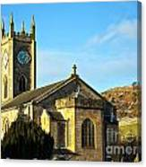 Old Kilpatrick Church 01 Canvas Print