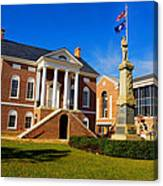 Old Lancaster County Court House Canvas Print