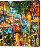 Old Magic Canvas Print