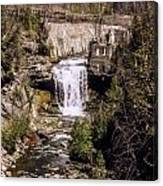 Old Mill On The Credit Canvas Print