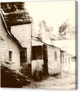Old Neighborhood Canvas Print