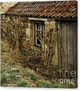 Old Northumberland Stone Buildings Canvas Print