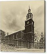 Old Otterbein Church Olde Tyme Photo Canvas Print